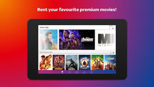 Tata Sky Mobile- Live TV, Movies, Sports, Recharge screenshots 17