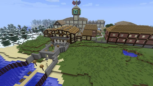 University Ideas - Minecraft