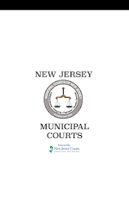 New Jersey Municipal Courts- screenshot thumbnail