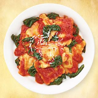 Spinach Cheese Ravioli Sauce Recipes.