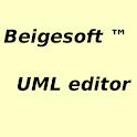 Beige UML icon