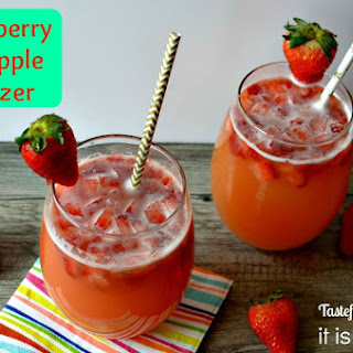 An Easter Mocktail