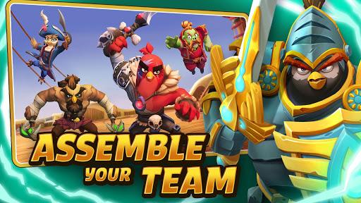 Angry Birds Legends 2.1.1 screenshots 2