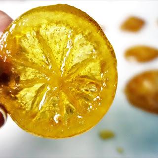 Candied Lemon Slices Recipe
