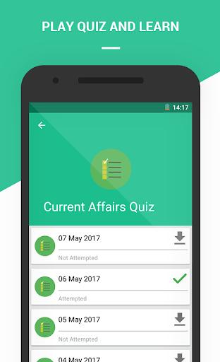 GK & CA Hindi For all Exam 2.0 screenshots 10