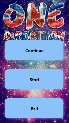 Song Quiz of One Direction