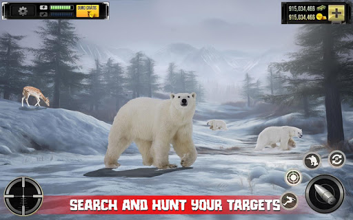 Deer Hunting 3d - Animal Sniper Shooting 2020 apkpoly screenshots 4