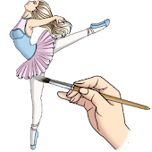 How To Draw Dancing