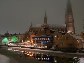 Photo: Uppsala, katedrála