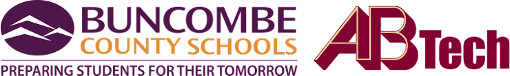 BCS and A-B Tech Combined Logo
