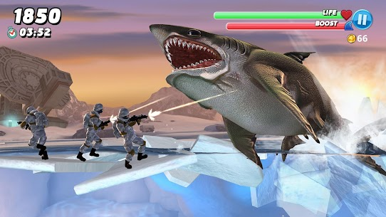 Hungry Shark World Mod Apk 8