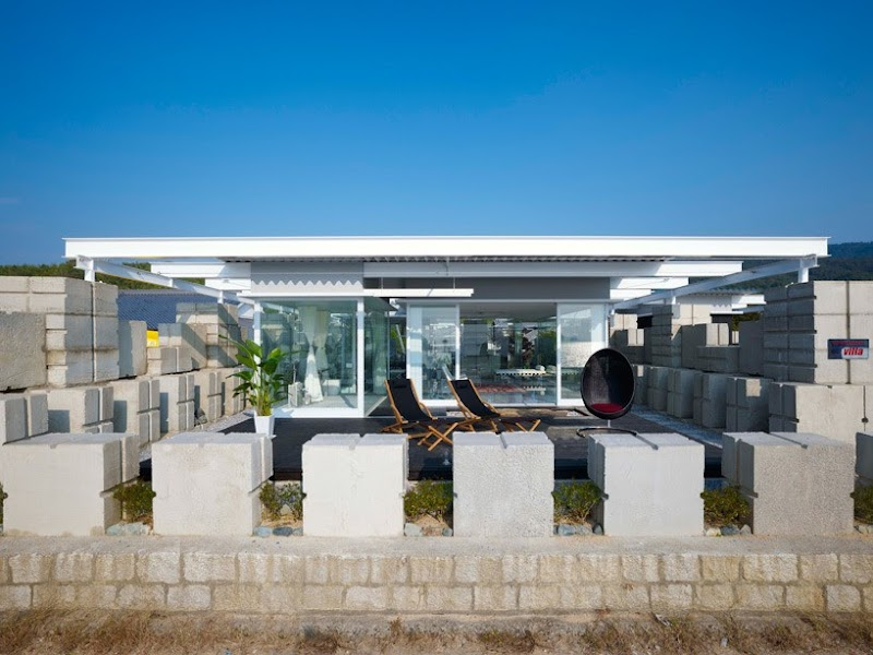 Casa de Vidrio - naf architect & design