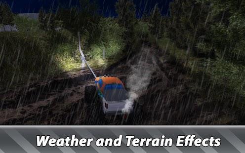 Monster Trucks Offroad Simulator - náhled