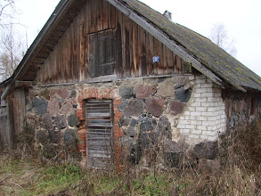 Photo: Cabin does not official exist, even it is about 150 years old