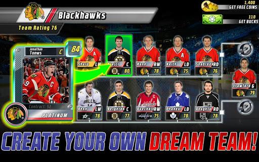 Big Win NHL Hockey screenshot 1