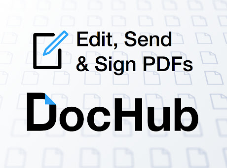 DocHub - Edit and Sign PDF Documents