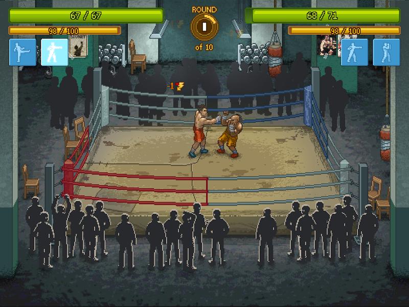 Punch Club - Fighting Tycoon Screenshot 8