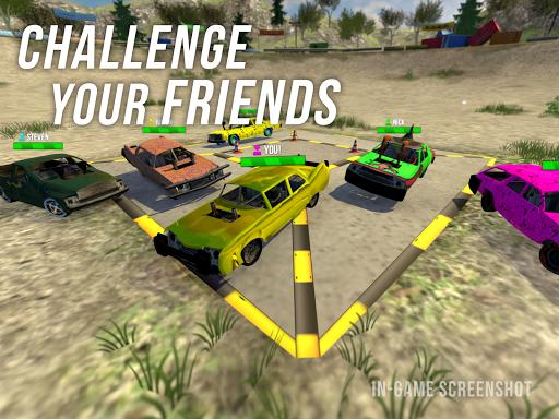 Demolition Derby Multiplayer screenshot 10