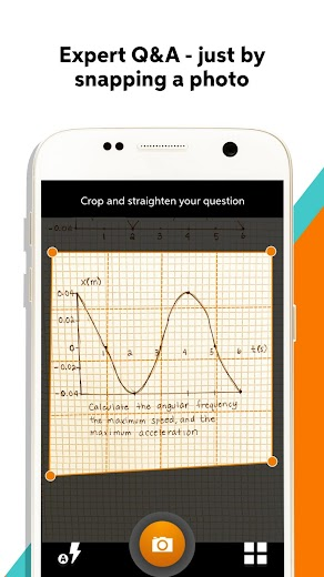 Screenshot 2 for Chegg's Android app'