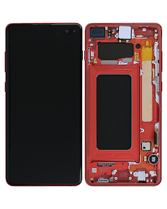 Galaxy S10 Plus Display Red