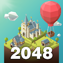 2048 City building game icon