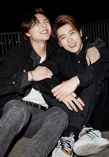 Jaehyun & Johnny