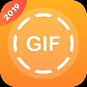 Gif maker editor: Gif creator & Gif editor icon