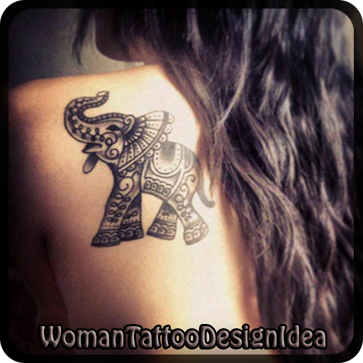 Woman Tattoo Design Ideas