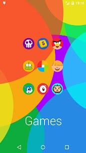 Goolors Circle – icon pack 4.0 Mod Android Updated 1