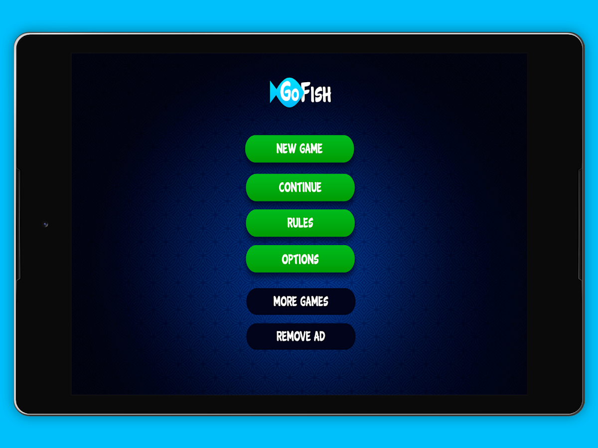 Go fish free card game android apps on google play for Go fish game online