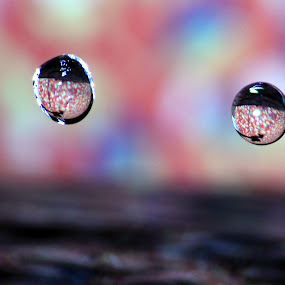 by Rizky karunia  Arief  - Abstract Water Drops & Splashes ( waterdrops art abstact,  )