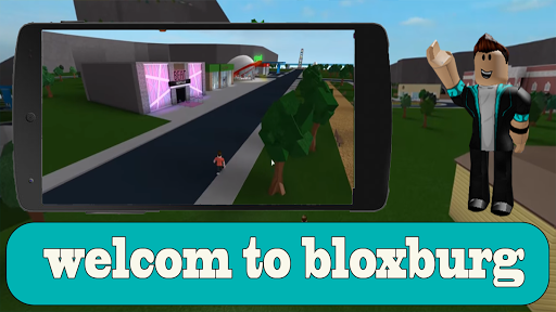 Welcome to Bloxburg mod - screenshot