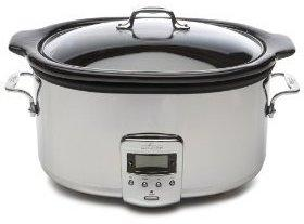 Put lid on slow cooker. Place temperature on low and cook for 8-10 hours....