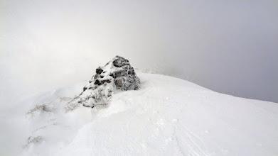 Photo: ...pod kojim direktno ispenjavamo vrh Višerujna