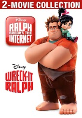 Ralph Breaks the Internet & Wreck-it Ralph 2-Movie Collection