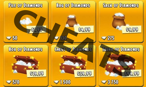 Diamonds For Hay Day