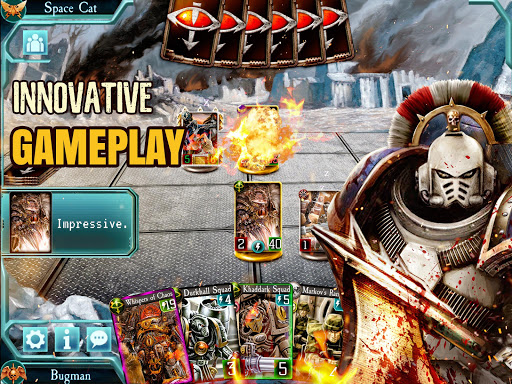 The Horus Heresy: Legions u2013 TCG card battle game screenshots 12