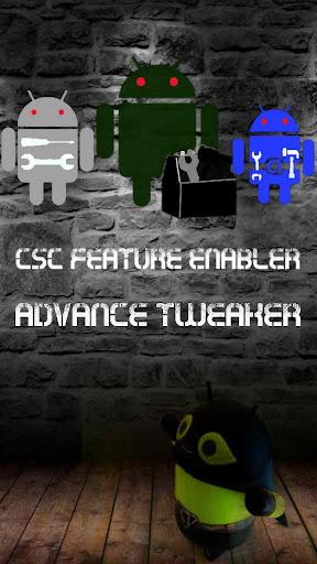 Samsung CSC Master+Tweaker Pro screenshot 1