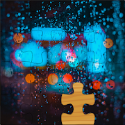 Rain and storm jigsaw puzzles ️‏