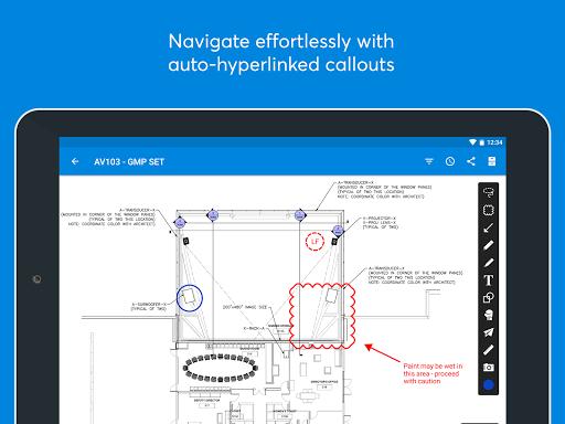 PlanGrid Construction Management Software 2.50.0 screenshots 2