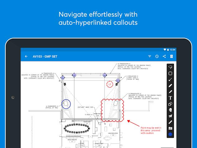 PlanGrid Construction Management Software Screenshot