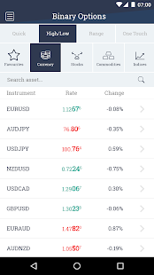 WMoption Broker Trading App- screenshot thumbnail