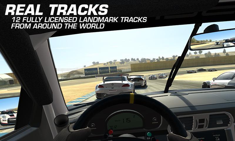 Real Racing3 screenshot #3