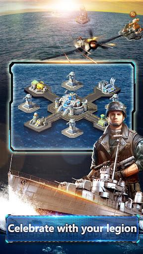 Fleet Command u2013 Kill enemy ship & win Legion War 1.7.0 Screenshots 5
