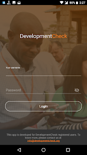 DevelopmentCheck v3 - náhled