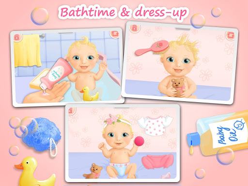 Sweet Baby Girl - Dream House and Play Time screenshot 14
