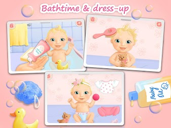 Sweet Baby Girl - Dream House and Play Time APK screenshot thumbnail 14