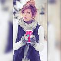 Square Blur Pic : No crop icon