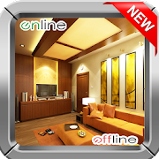 450+ Gypsum Home Design icon