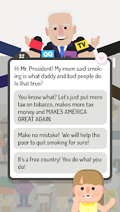 Hey! Mr. President – 2020 Election Mod Apk (Unlimited Tickets) 1.97 3